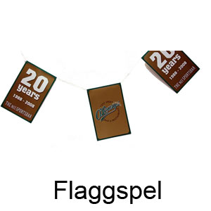 flaggspel